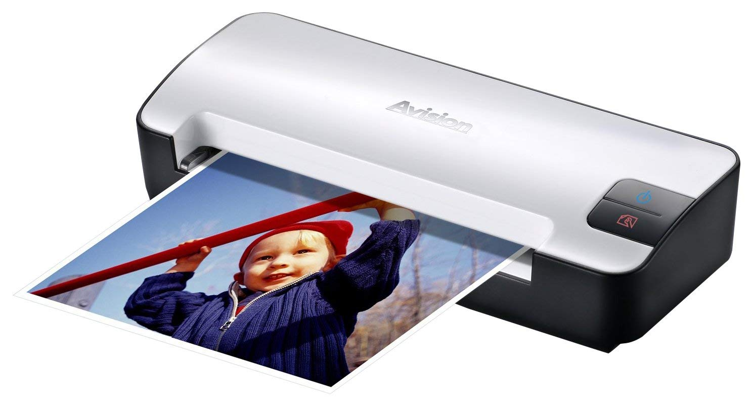 Avision IS15+ Portable Scanner