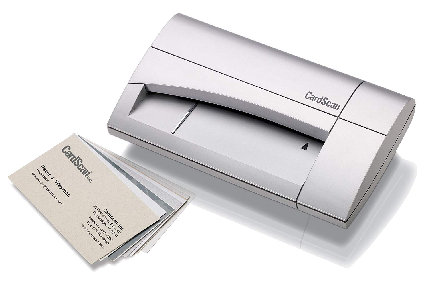 Dymo Cardscan Executive V8 Card Scanner