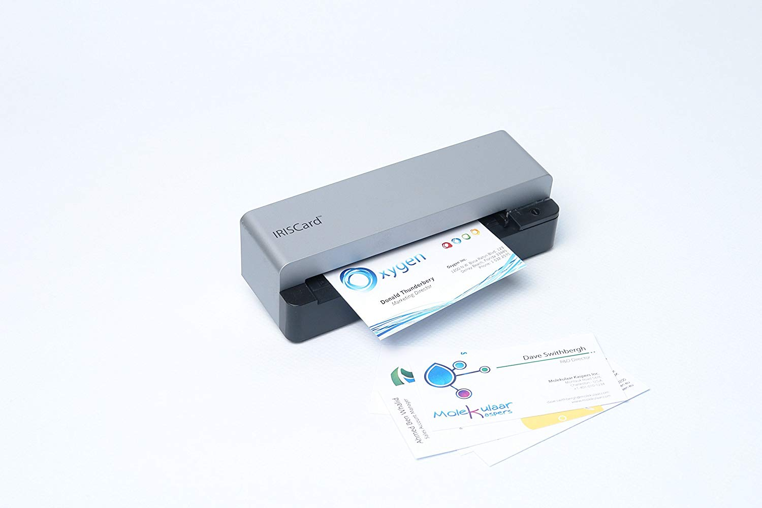 Iriscard Corporate 5 Business Card Scanner