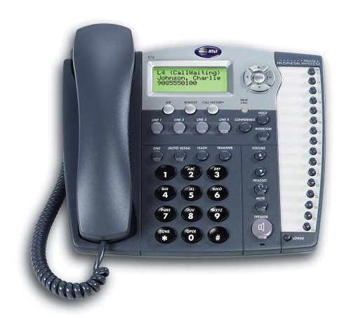 AT& T 4-Line Corded Telephones