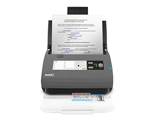 Ambir Document and ID Scanner