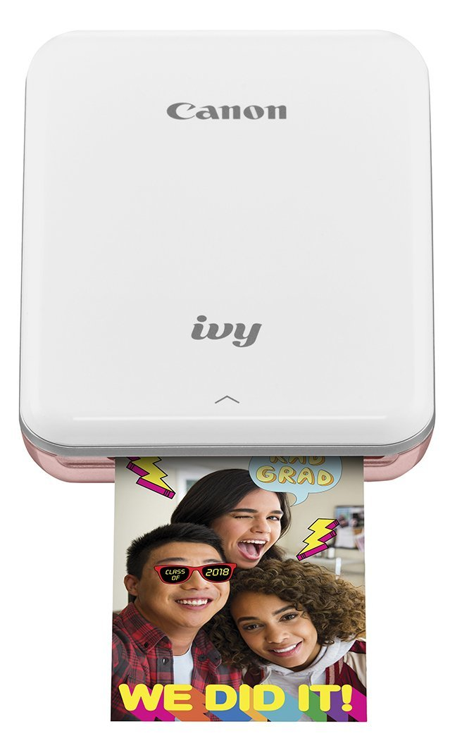 Canon Ivy Wireless Bluetooth Portable Printer