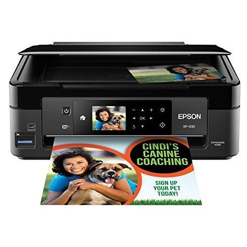 Epson Expression Home Inkjet Multifunction Printer