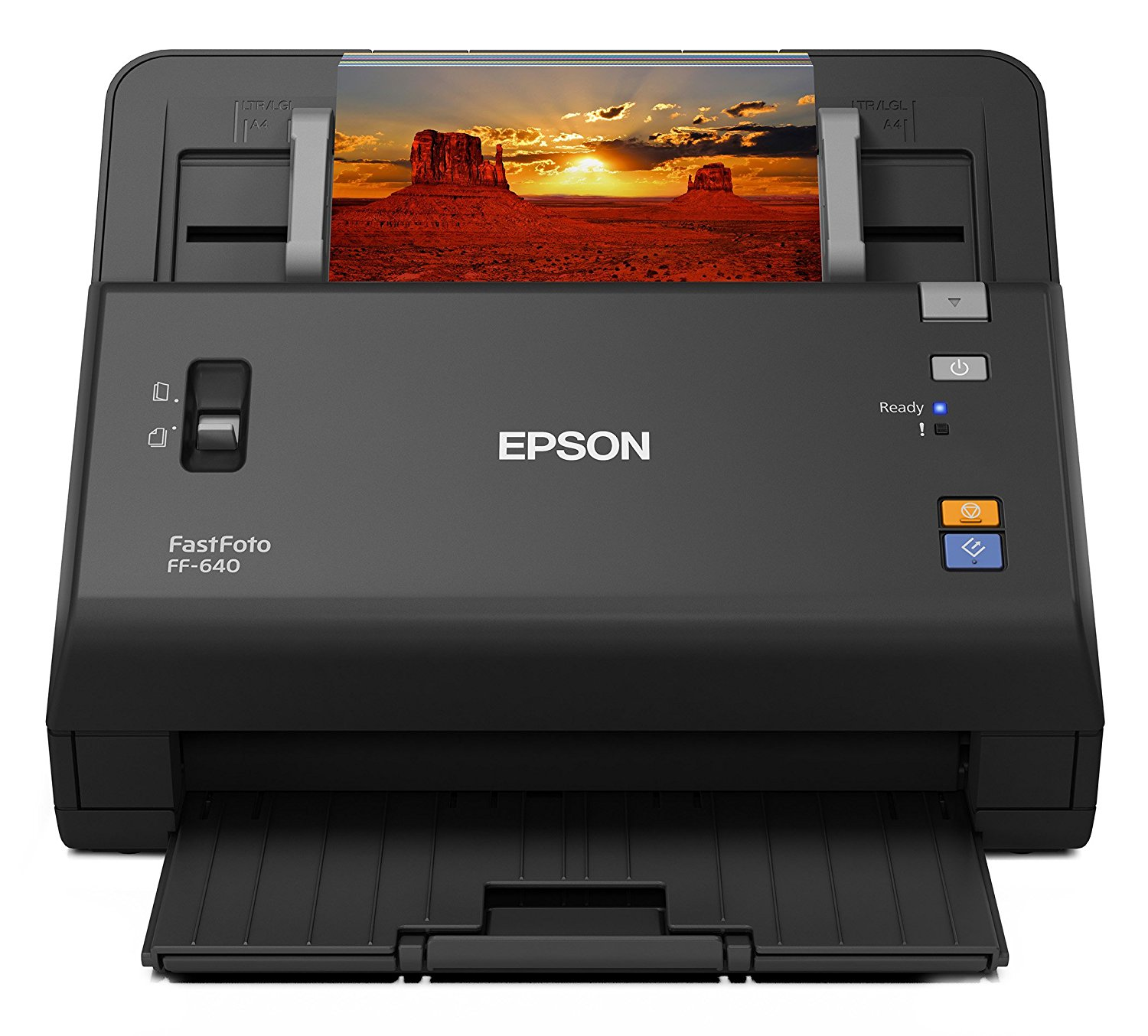 Epson FastFoto FF-640 High-Speed Photo Scanning