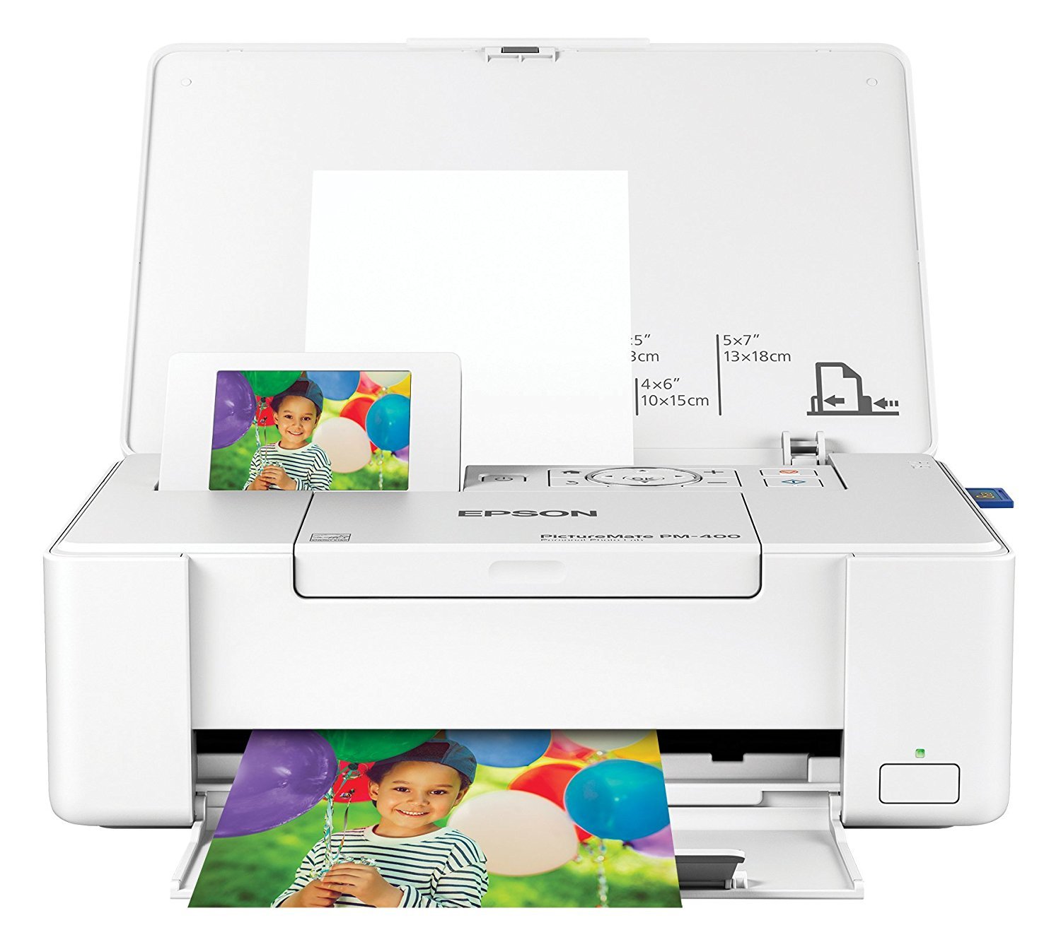Epson Wireless Compact Color Photo Printer