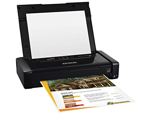 Epson WorkForce Wireless Mobile Printer
