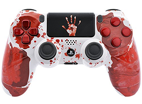 Bloody Hands Ps4 Rapid Fire Custom Modded Controller