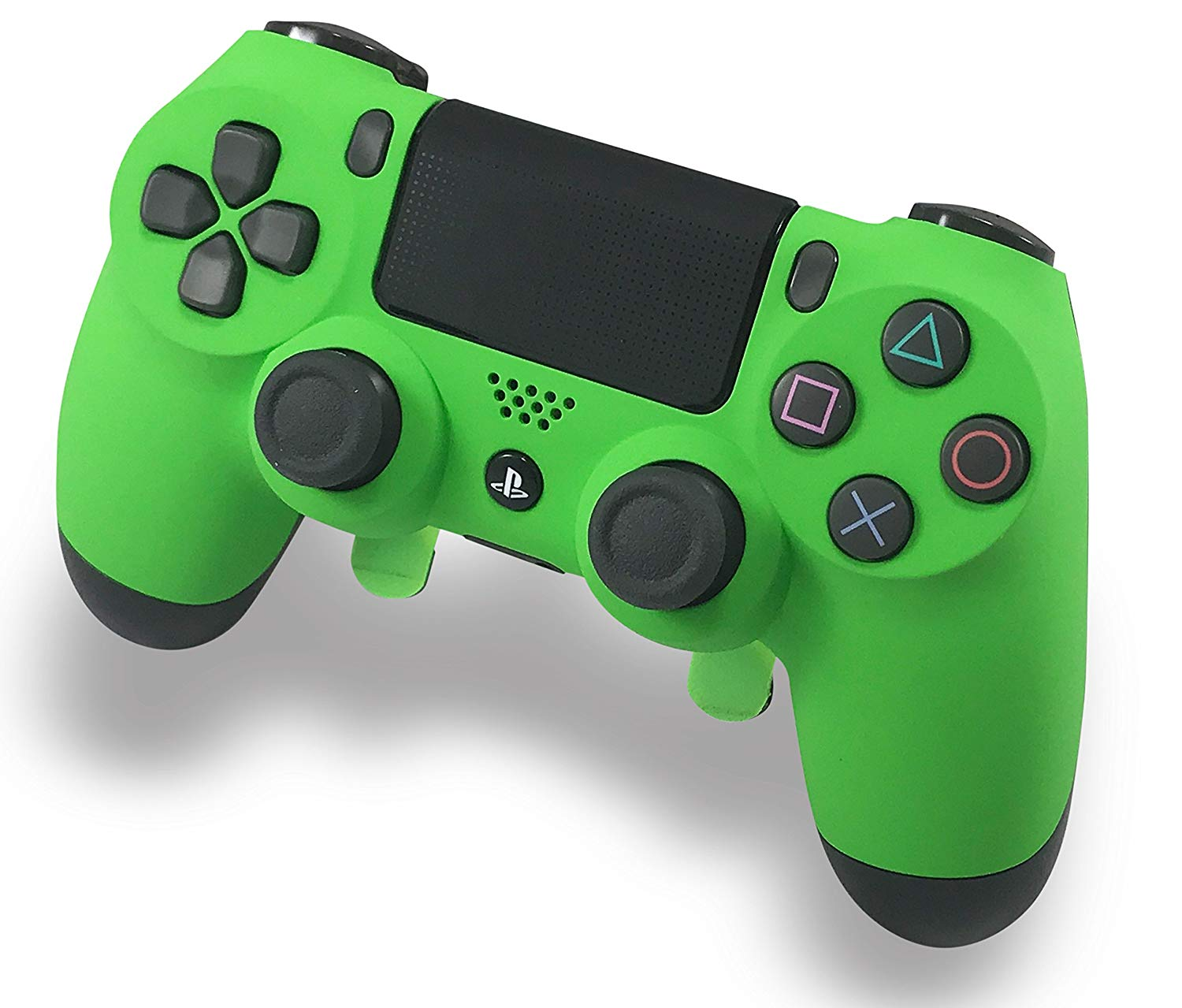 PS4 Elite Controller Modded Controller Mod Custom Green Rapid Fire