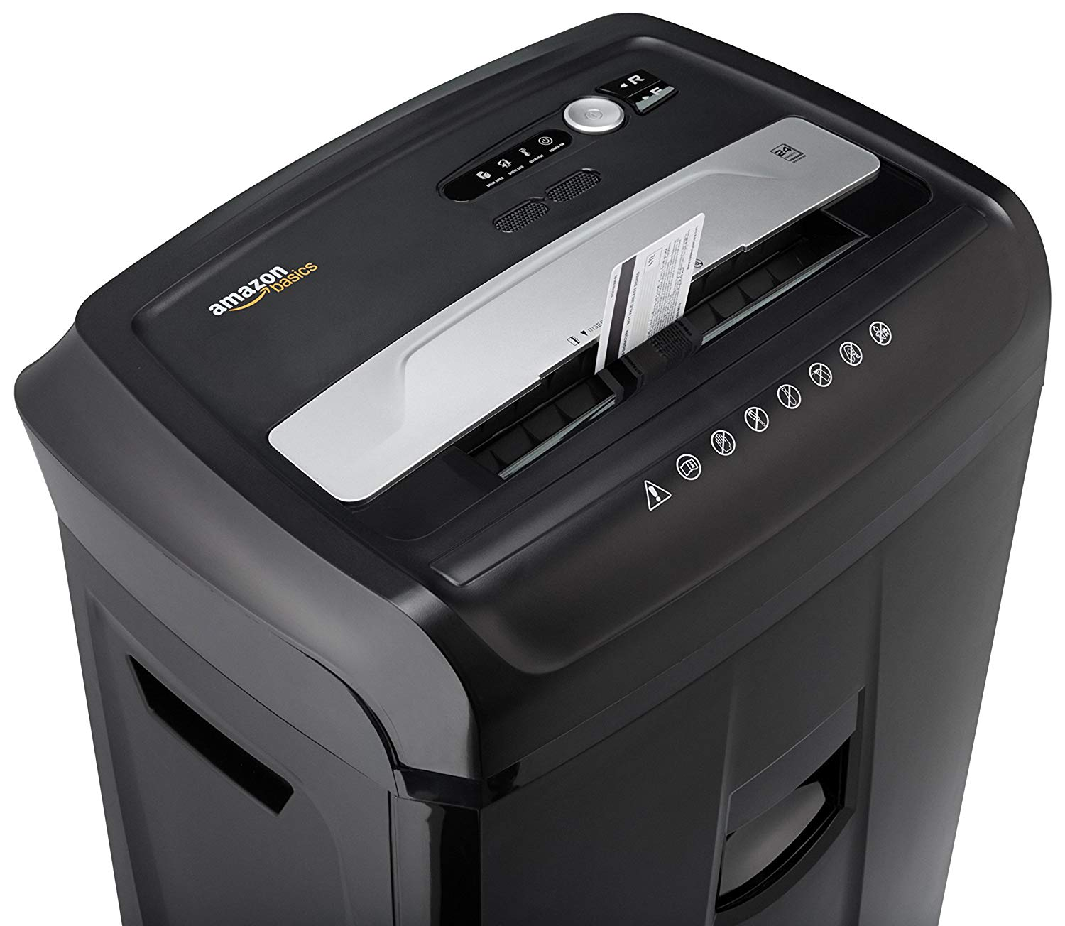 AmazonBasics CD, and Credit Card Shredder