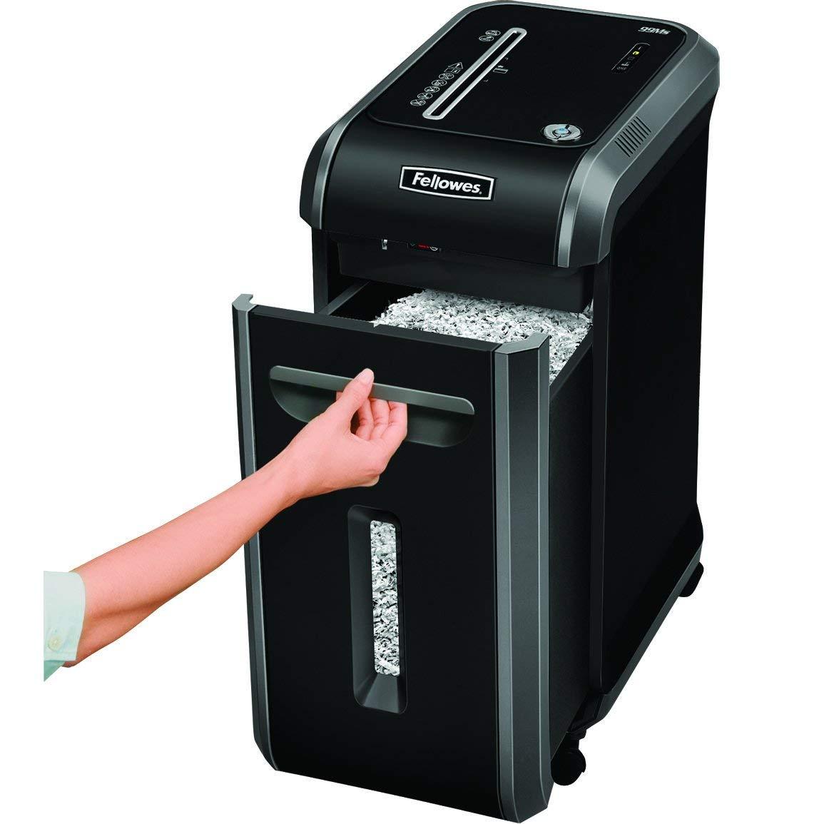 Fellowes heavy Duty Paper Shredder