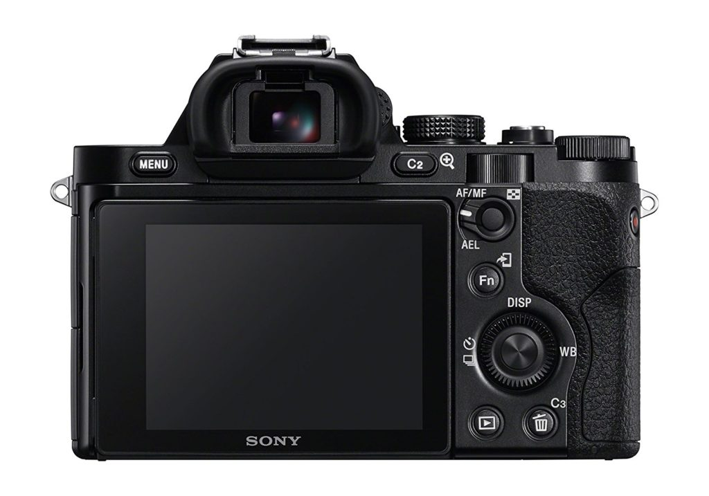 Sony a7 Full-Frame Mirrorless Digital Camera