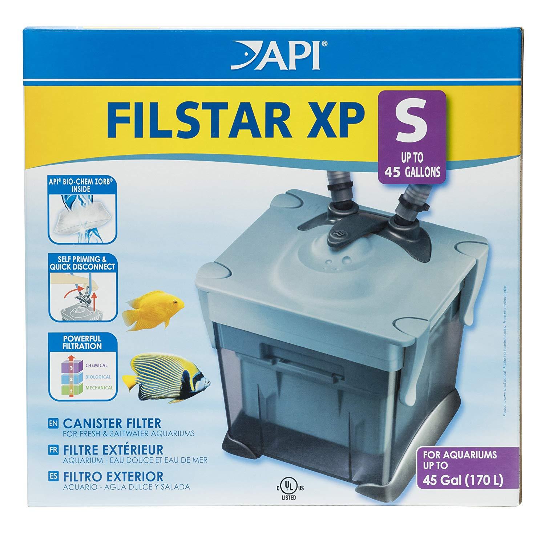 API FILSTAR XP FILTER SIZE S Aquarium Canister Filter