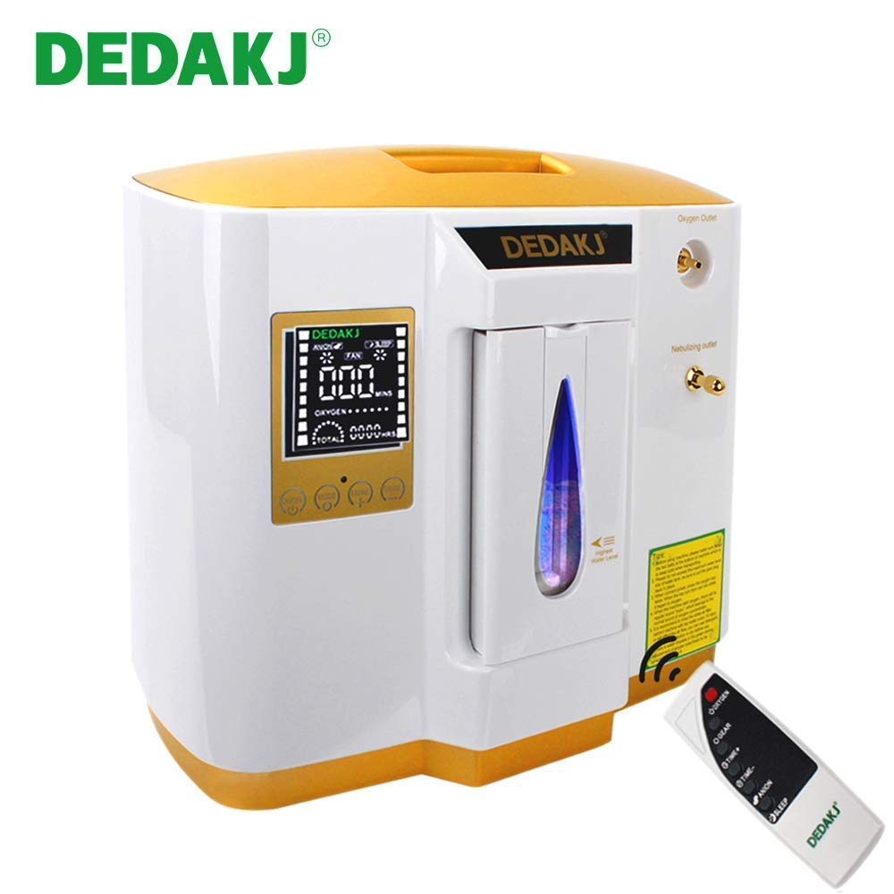 Adjustable Portable Oxygen Machine
