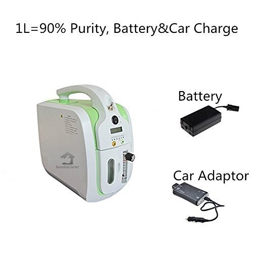Portable Oxygen Bar Machine Air Concentrator Purifier