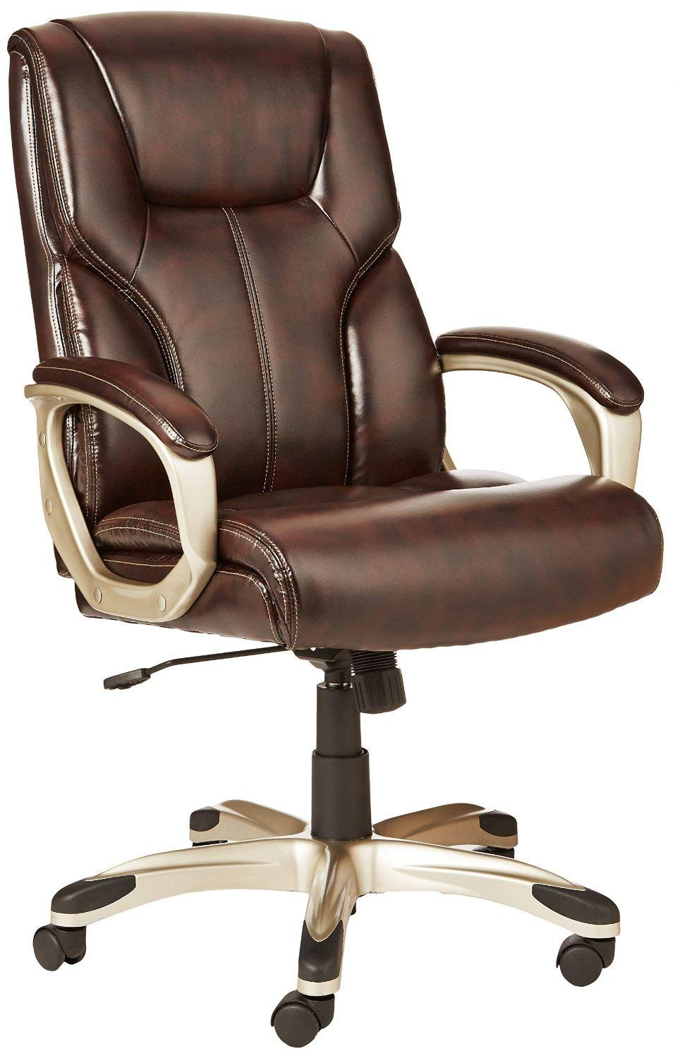 AmazonBasics High-Back Executive Swivel Chair