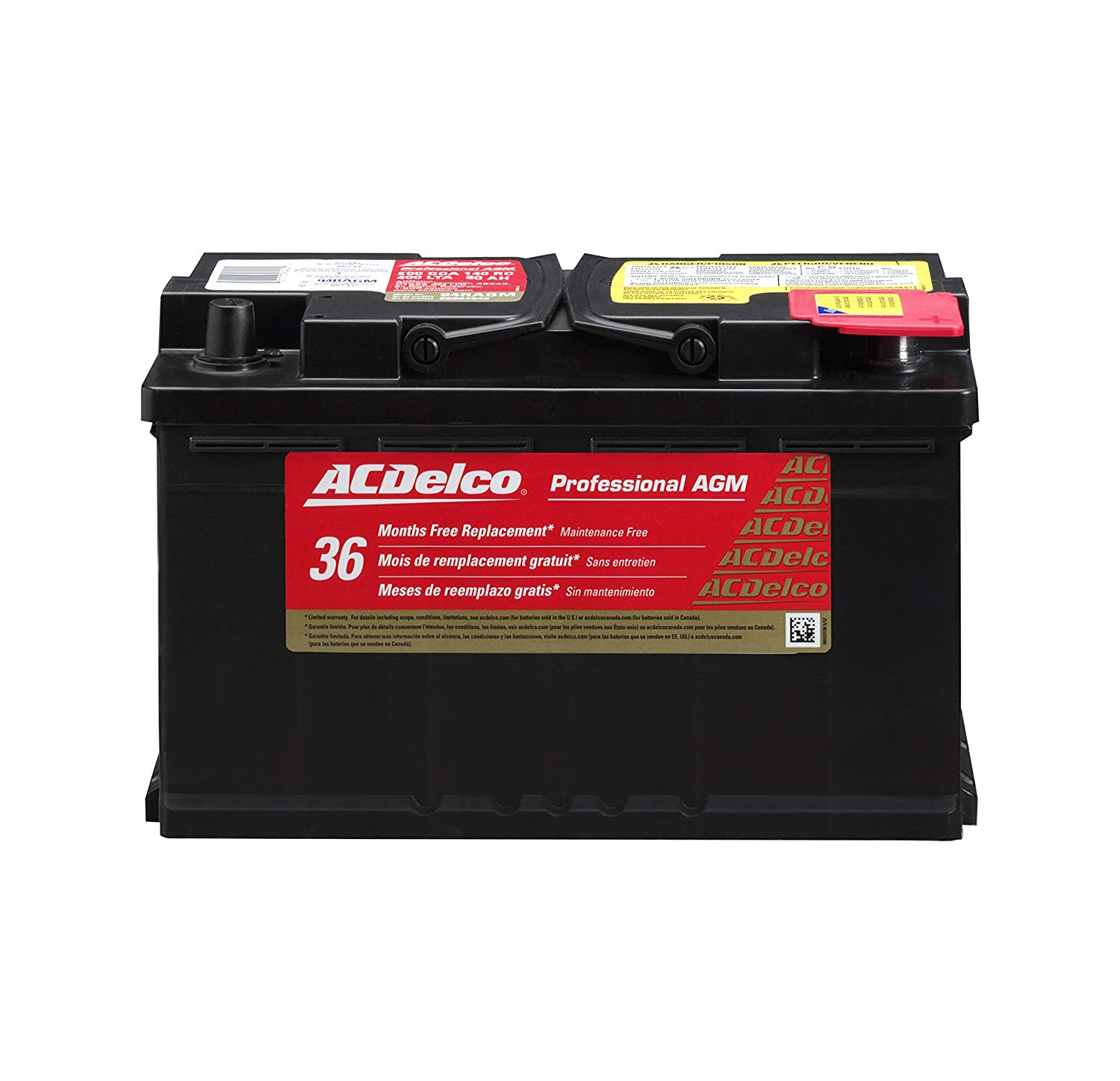 ACDelco 94RAGM BCI Group 94R Battery