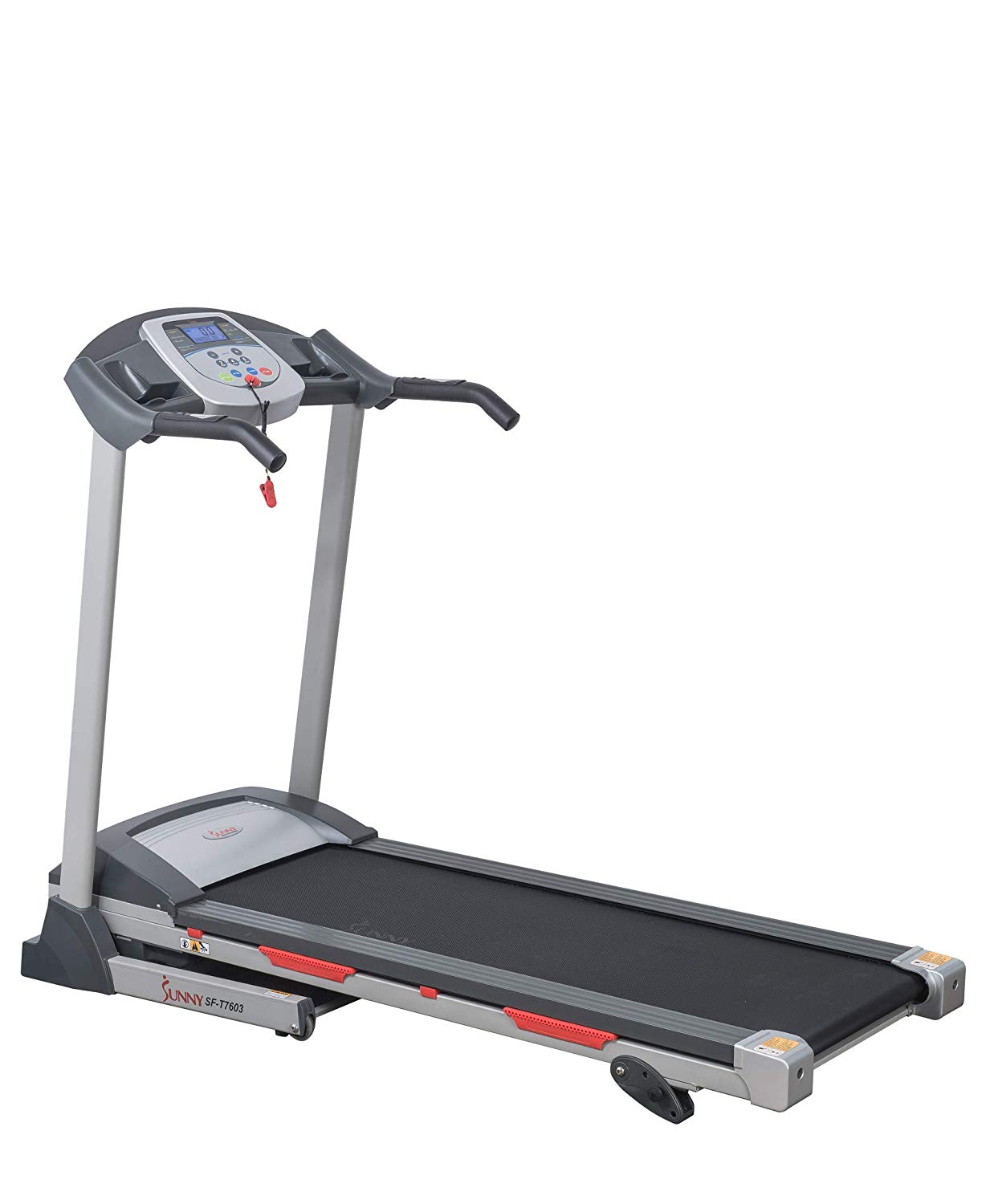 Sunny Health Fitness SF-T7603 Electric Treadmill