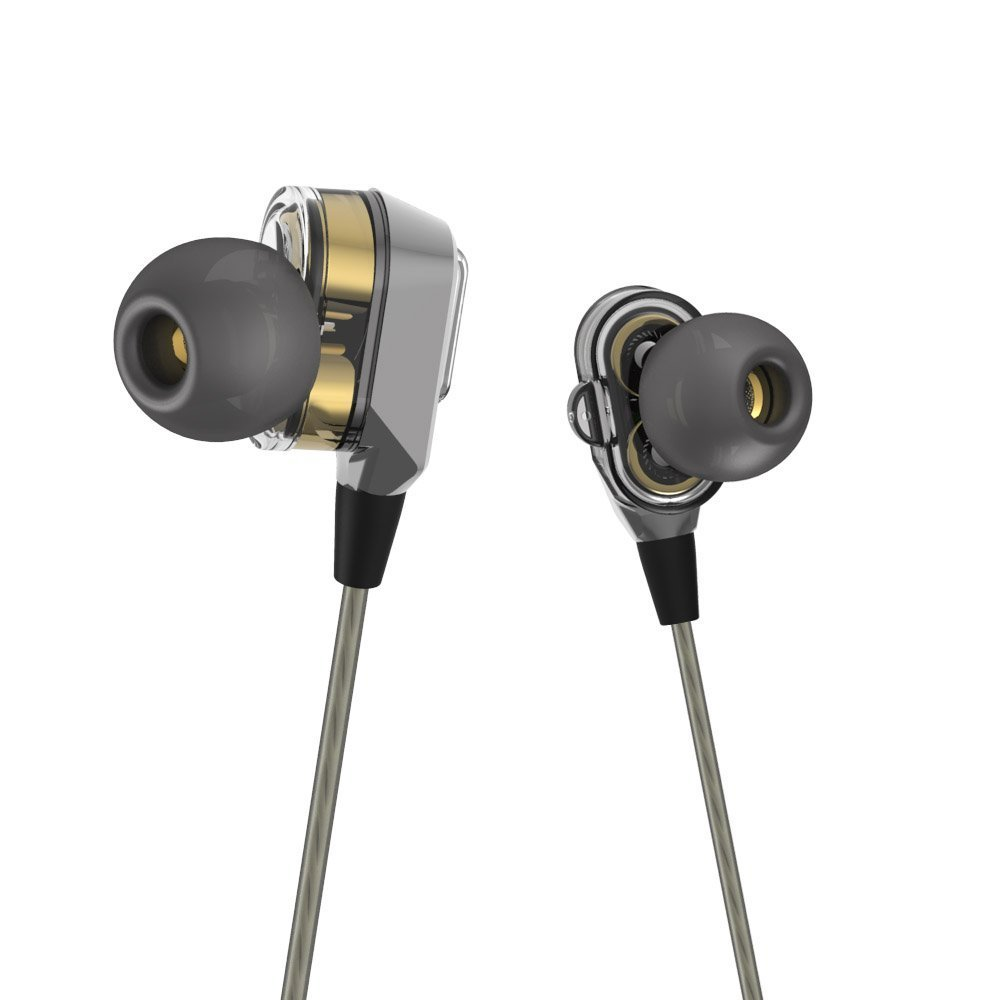 Actionpie in-Ear Headphones Earbuds Heavy Bass with Mic for Smart Phone