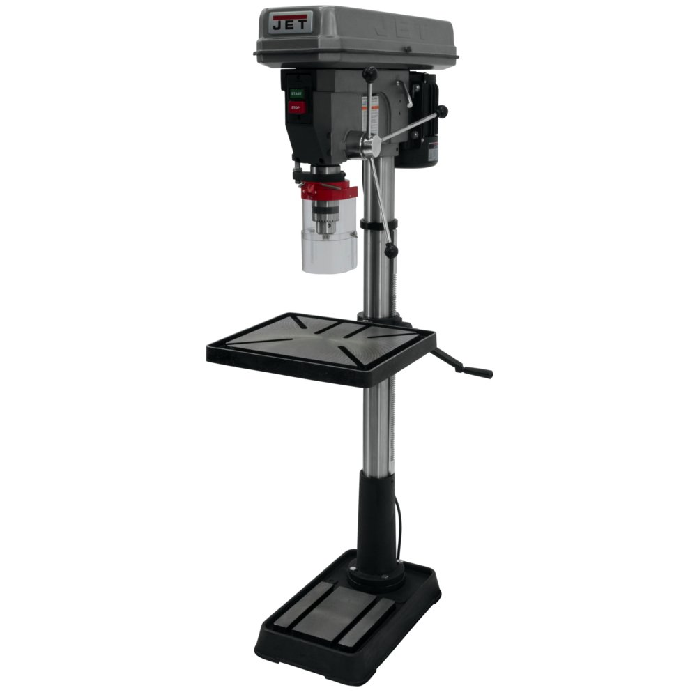 JET 20MF 20-Inch Floor Drill Press