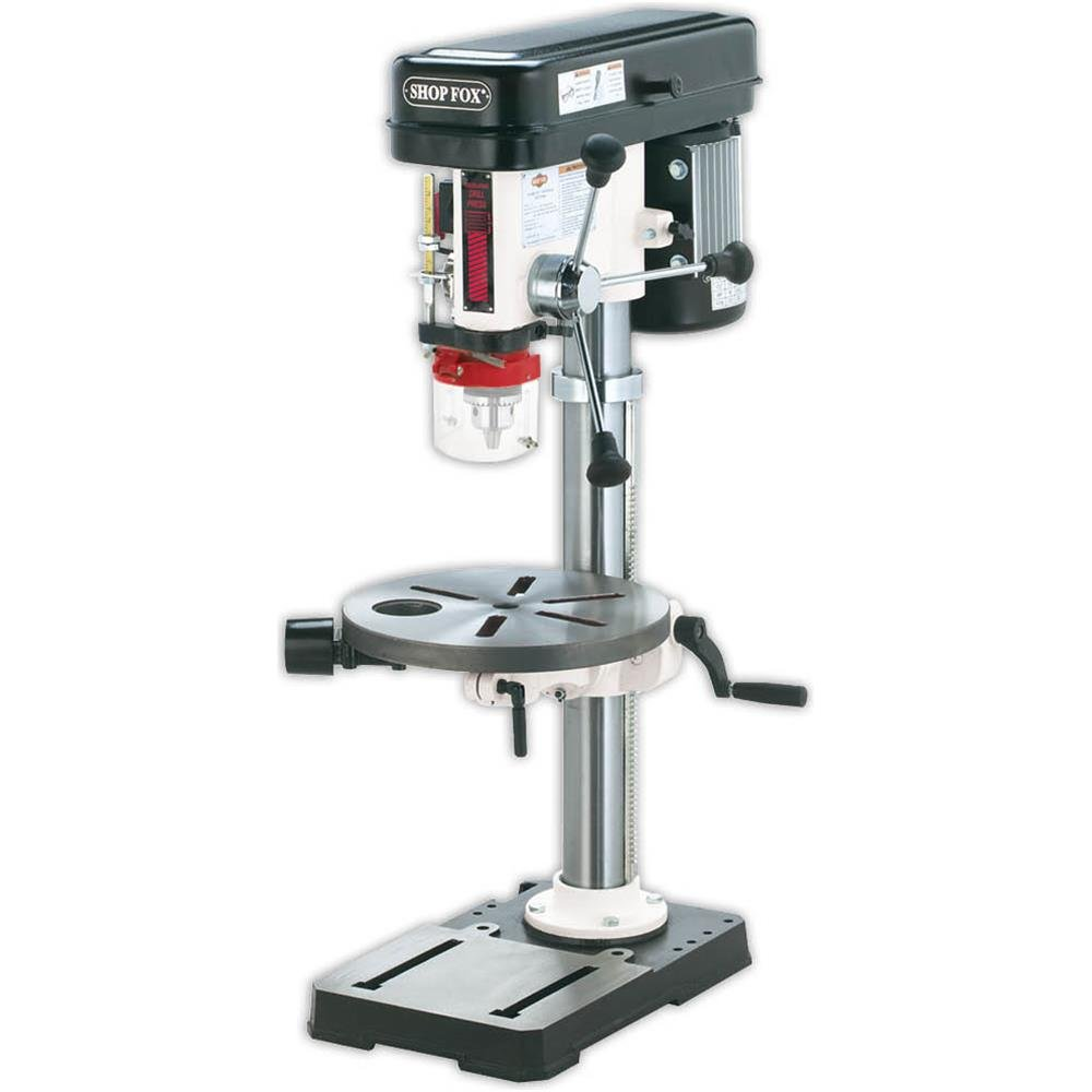 Shop Fox Bench-Top Oscillating Drill Press