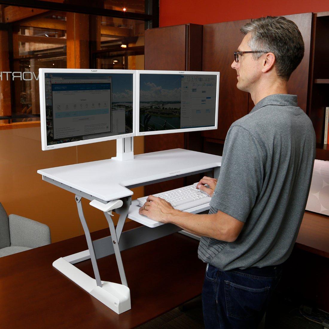 Ergotron Sit-Stand Desk Converter