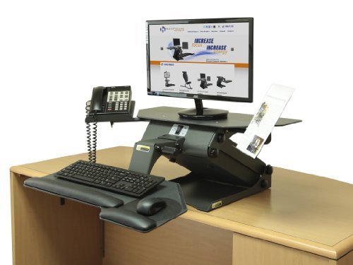 Healthpostures TaskMate Adjustable Electric Standing Desk