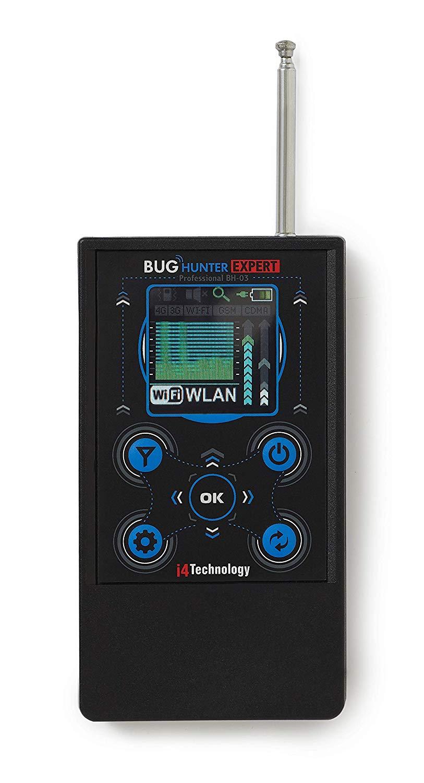 BugHunter Expert RF Signal Detector