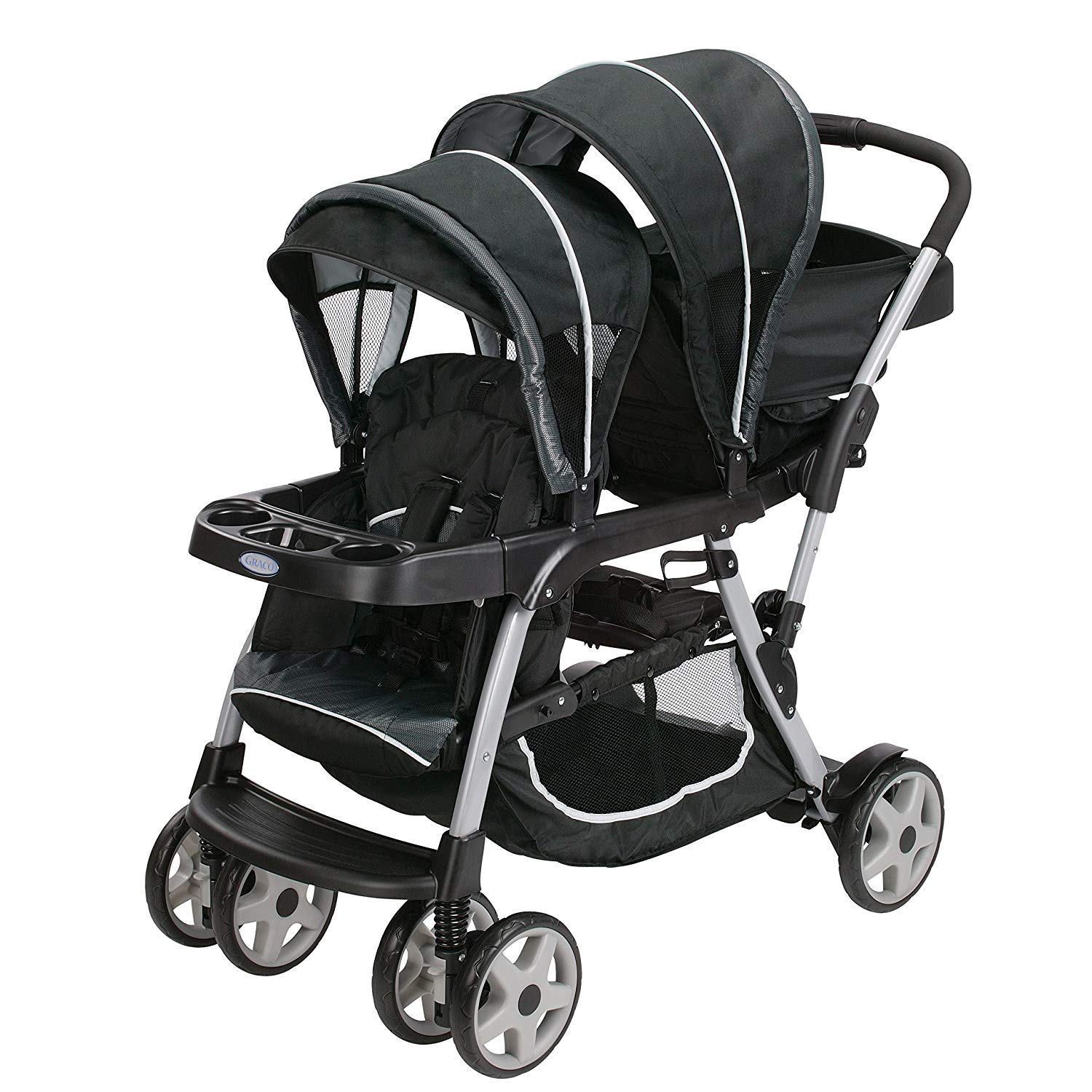 Graco Ready2Grow Lightweight Double Stroller