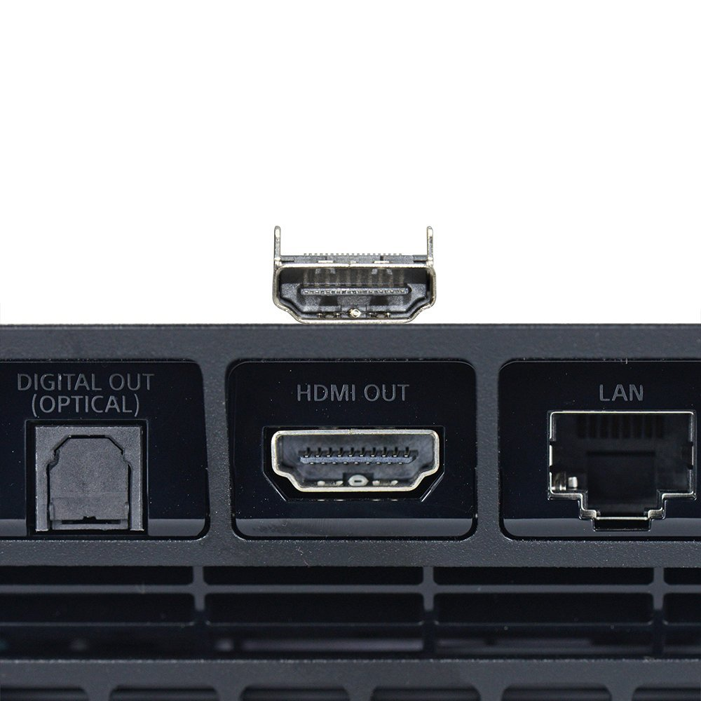HDMI Port Socket Interface for PS4 Console
