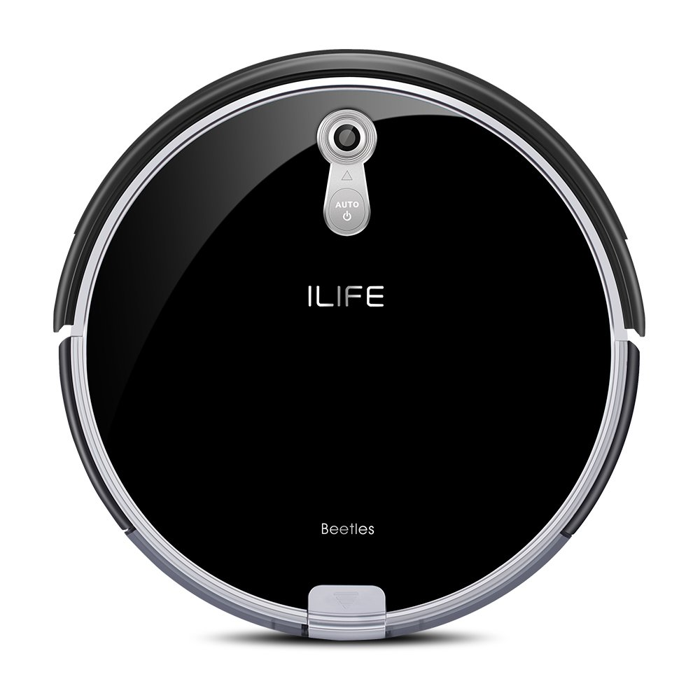 ILIFE ILIFEA804 A8 Robotic Vacuum Cleaner with Full-View Camera Navigation