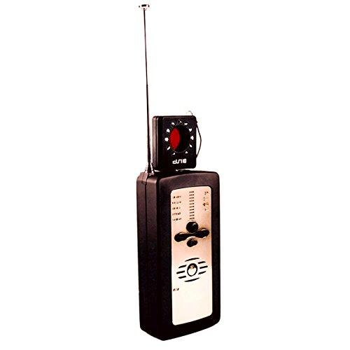 Spy Matrix Bug Detector Detects All Active GPS Trackers Hidden Cameras