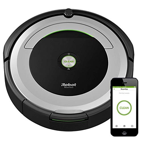 iRobot Roomba Robot Vacuum-Wi-Fi Connectivity