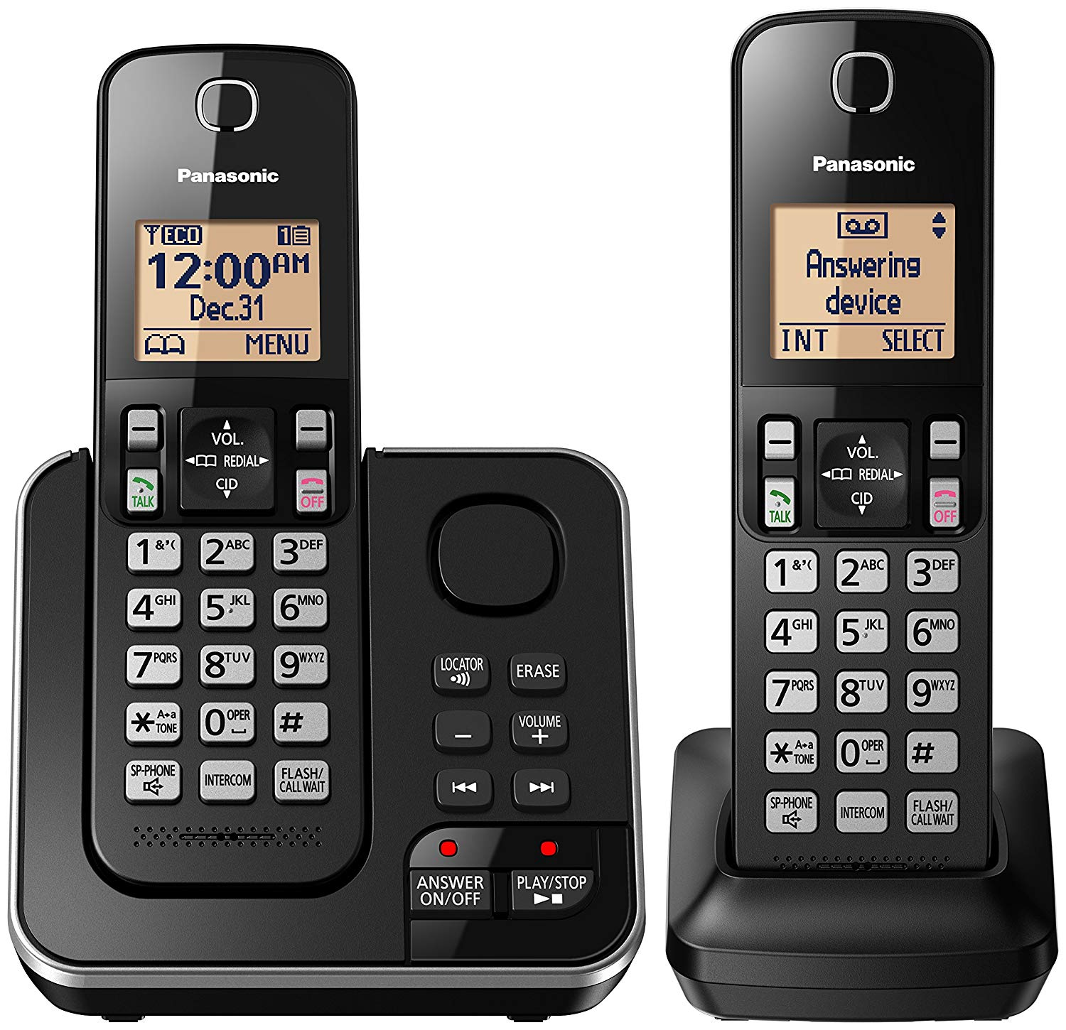 PANASONIC Cordless Telephone with Answering Machine
